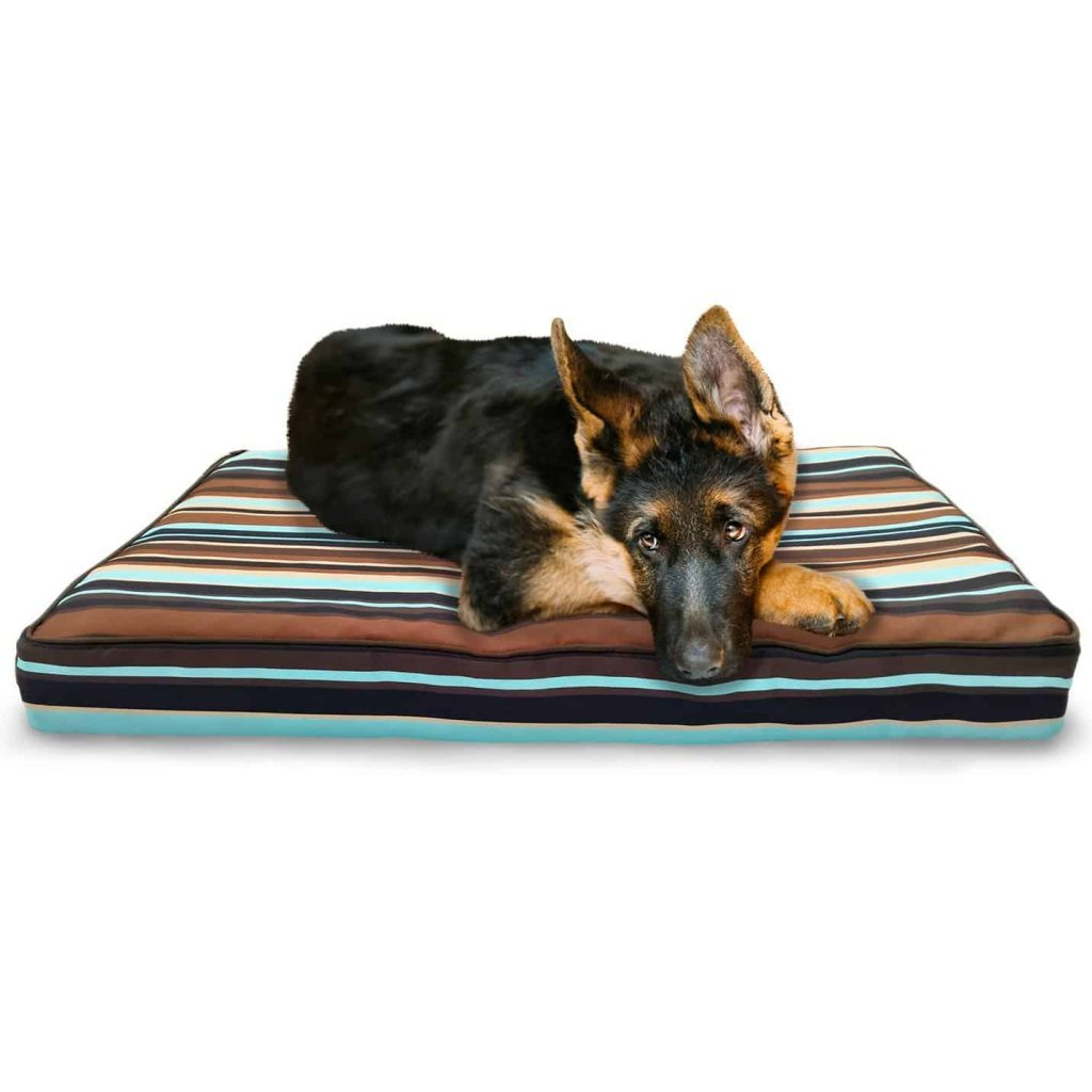 Mattress-Style Pet Bed