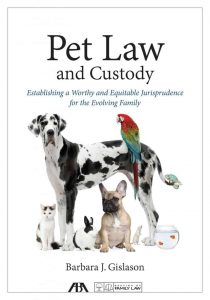 Pet and Law Custody Book