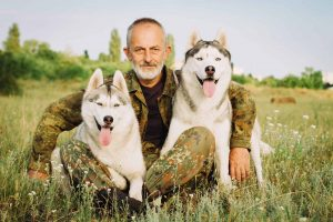 Veteran Dogs for Adoption